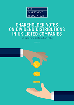 Front cover of Shareholder Votes report