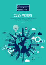 Front cover image of 2025 vision paper