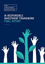 Front cover image of Responsible Investment Framework