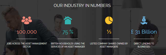 Industry in number image