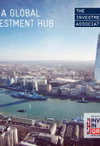 Front  cover of UK A global investment hub