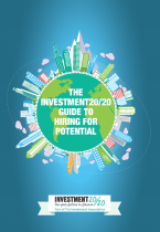 Front cover image of a Guide to Hiring for Potential
