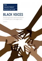 Front cover image of Black Voices Research