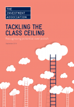 Front cover image of Social Mobility report