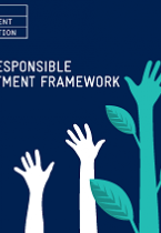 Front cover of the Responsible Investment Framework