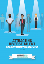 Front cover image of Attracting Diverse Talent report