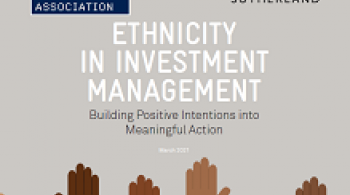 Front cover image of Ethnicity in IM report