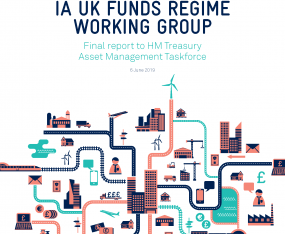IA UK FUNDS REGIME WORKING GROUP